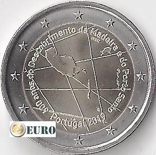 2 euro Portugal 2019 - Madeira UNC