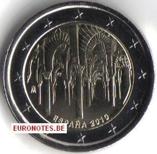 Espagne 2010 - 2 euros Cordoue UNESCO UNC