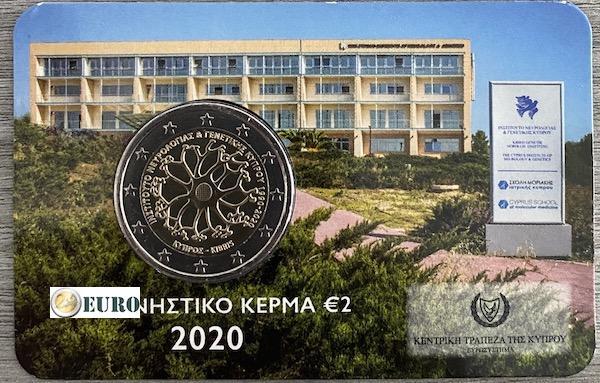 2 euro Luxemburg 2021 - 100 jaar geboorte Jean UNC foto