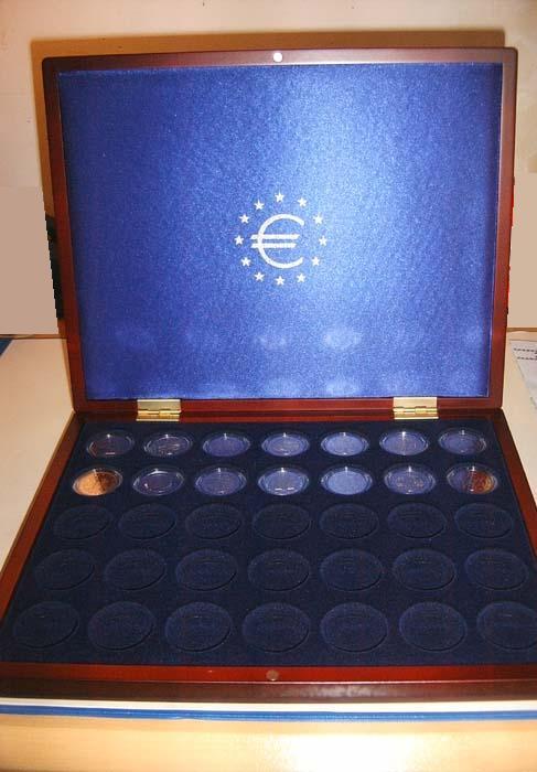 Leuchtturm 323638 - Koffer Volterra Uno + 35 capsules