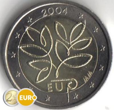 2 euro Finland 2004 - Uitbreiding EU UNC