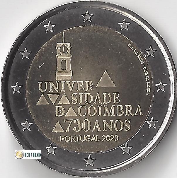 2 euro Portugal 2020 - University Coimbra UNC